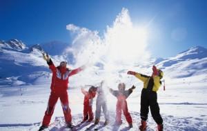 Отпуск зимой: куда зимой поехать отдыхать?