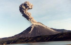 Экзотика — вулкан Исландии эйяфьятлайокудль