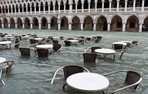 Венеция находиться под угрозой уничтожения
