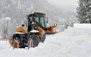 Снегопады стали главной проблемой туристов в новогодние каникулы
