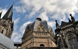Ахенский кафедральный католический собор в Германии