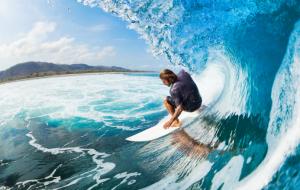Топ-12 лучших мест для серфинга в зимнее время