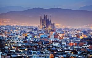 Зимние каникулы в Барселоне