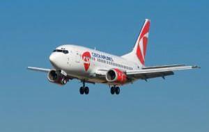 Чехия: «Чешские авиалинии» начнут взимать доплату за провоз багажа