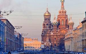 Санкт-Петербург — самый популярный город для поездок на День влюбленных