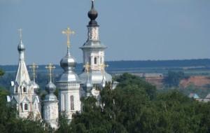 Ансамбль Спасо-Преображенской и Сретенско-Преображенской церквей