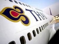 Thai Airways прекращает полёты из Москвы