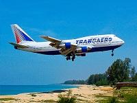 «Трансаэро» полетит в Сочи из регионов