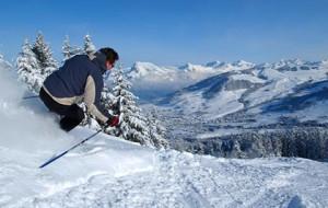 Количество туристов на горнолыжных курортах в Пиренеях за год снизилось на 15%. Хуже всего ситуация на небольших курортах.