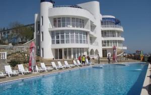 Элитный отель в Крыму 5 звезд