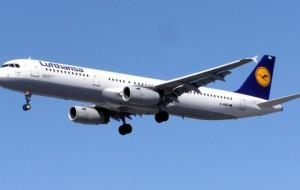 20 марта отменены почти все российские рейсы Lufthansa