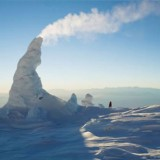 Гора Эребус, Антарктида