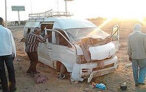 ДТП под Шарм Эль Шейхом: один российский турист погиб, двое – в критическом состоянии