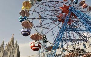 Испания: Парк Тибидабо открыл новый сезон