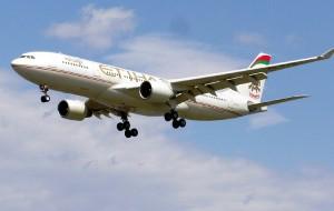 Etihad Airways продолжает сокращать полеты в Москву