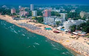 Болгарский курорт Солнечный Берег снизит цены на 30%