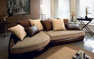 7 стилей диванов