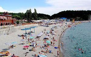 Россия: В этом году в Сочи будут работать 112 пляжей