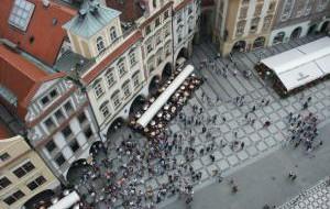 Чехия: В подземелья Староместской площади можно будет попасть только 8 мая