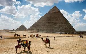 С 1 мая египетская виза для россиян снова станет платной