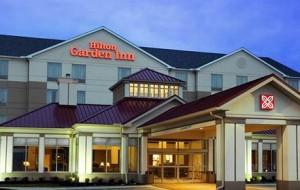 В Уфе открылся первый отель Hilton Garden Inn