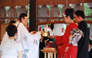 Свадебный туризм в Японии: новые возможности