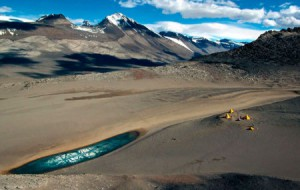 Сухие долины (Dry Valleys), Антарктида