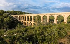 Испания: Таррагона приглашает на ночные прогулки по «Мосту Дьявола»