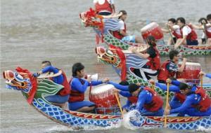 Яркие майские фестивали в Гонконге