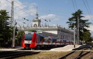 23 апреля из Сочи отправится специальный туристический поезд «Чайный экспресс»