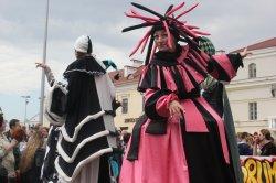 Третий Минский форум уличных театров состоится 1–3 мая