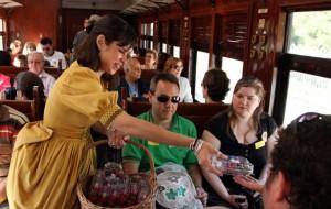«Клубничный поезд» в Испании начал новый сезон