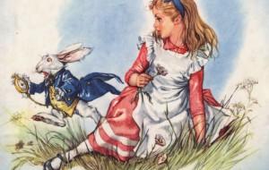 В Лондоне открылась выставка в честь 150-летия «Алисы в стране чудес»