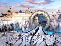 Парк развлечений Eternity Passage в Пекине