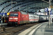 В Германии — пятидневная забастовка на железной дороге