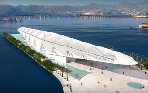 Достопримечательности-2015: Музей будущего в Рио-де-Жанейро