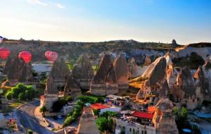 Каппадокия: путешествие в страну грёз от Divi & Corporate Travel