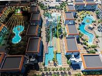 Первый аквапарк в мире без детей