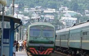 Абхазия: Электричка Адлер – Гагра снова выходит на маршрут