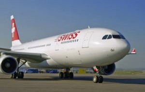 Swiss и Austrian Airlines представили новые тарифы