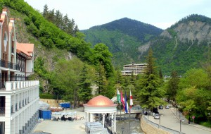 В Боржоми откроется Crowne Plaza Borjomi 5*