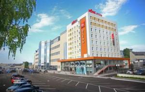 В Чебоксарах открылся отель ibis