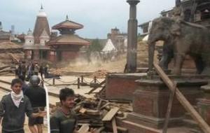Непал открыл доступ для туристов к памятникам ЮНЕСКО после землетрясения