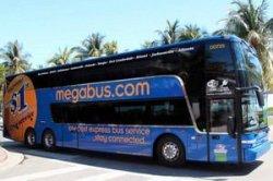 Известный автобусный лоукостер Megabus запустил маршруты из Испании во Францию и Германию