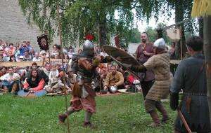 Исторический фестиваль «Ладога», посвященный эпохе, когда зарождалось Древнерусское государство IX-XI веков пройдет 4 и 5 июля