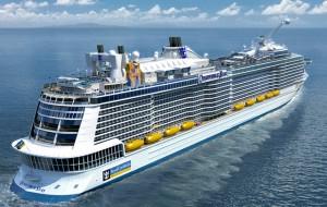 Harmony of the Seas скоро отправится в свой первый рейс
