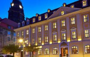 Германия: Marriott International открывает новый отель в Дрездене