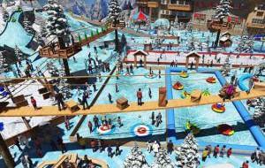 В Омане появится горнолыжный центр