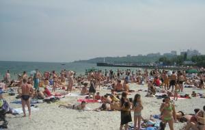 На Черноморском побережье Краснодарского края ожидается почти сорокоградусная жара