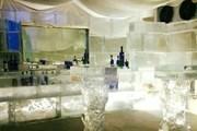 Ледяной бар открылся в Милане